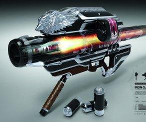 Посмотрите, что делает сГардианом 1 lvl самая крутая пушка вDestiny