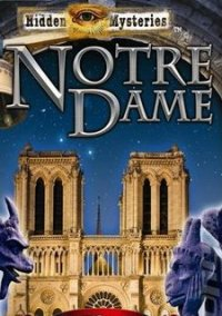 Обложка Hidden Mysteries: Notre Dame - Secrets of Paris