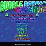 Скриншот Bubble Bobble Nostalgie – Изображение 2