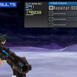 Скриншот Black Rock Shooter: The Game