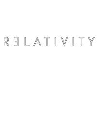 Обложка Relativity
