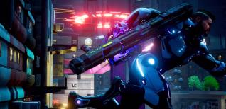 Crackdown 3. Геймплейный трейлер с E3 2017
