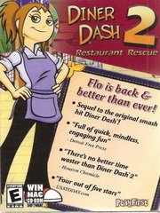 Обложка Diner Dash 2: Restaurant Rescue
