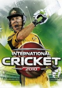 Обложка International Cricket 2010