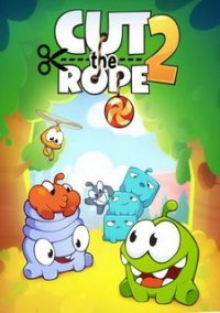 Обложка Cut the Rope 2
