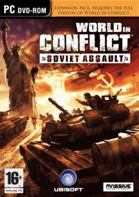 Обложка World in Conflict: Soviet Assault