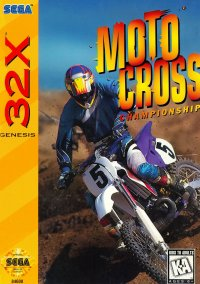 Обложка Motocross Championship