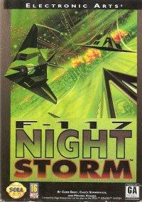 Обложка F-117 Night Storm