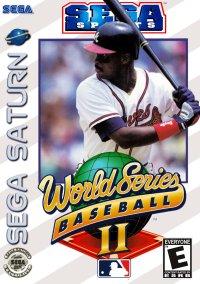 Обложка World Series Baseball II