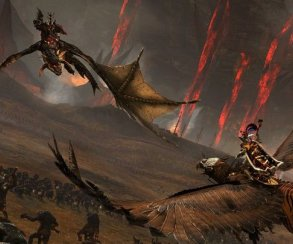 Прохождение «Битвы Черного Пламени» из Total War: Warhammer