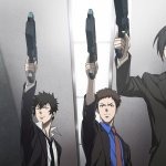 Скриншот Psycho-Pass: Mandatory Happiness