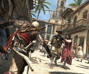 Опубликован новый трейлер Assassin's Creed IV: Black Flag
