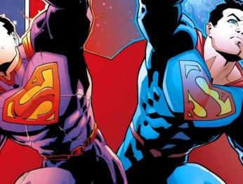 Что случилось с Суперменом в финале Superman Reborn?