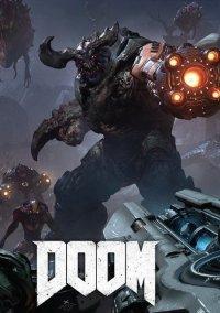 Обложка Doom (2016)