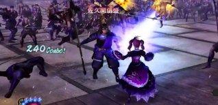 Samurai Warriors 4-II. Демонстрация режима выживания Infinite Castle