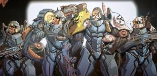 Legions of Steel. Тизер-трейлер
