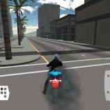 Скриншот Motorbike Driving Simulator 3D