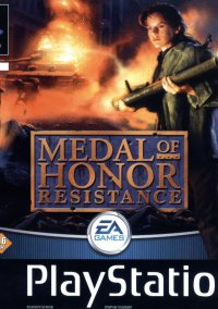 Обложка Medal of Honor Resistance