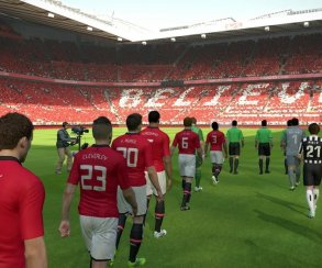 Konami добавила лица 800 футболистов в PES 2014