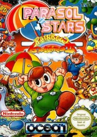 Обложка Parasol Stars: Rainbow Islands II