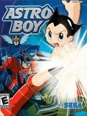 Обложка Astro Boy