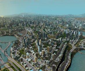 В Cities: Skylines появится возможность менять ландшафт