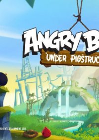 Обложка Angry Birds Under Pigstruction