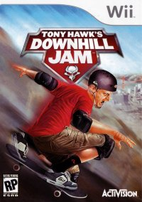 Обложка Tony Hawk's Downhill Jam