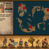 Скриншот Wolfsong