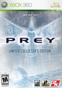 Обложка Prey: Limited Collector's Edition