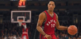 NBA Live 18. Анонсирующий трейлер