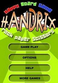 Обложка Handrix