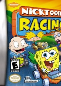 Обложка NickToons Racing
