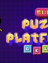Super Puzzle Platformer Deluxe – фото обложки игры