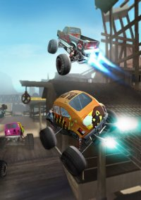 Обложка Monster 4x4: Stunt Racer