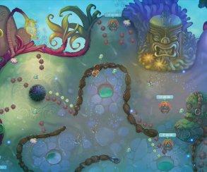 Кальмары из Squids Odyssey доплывут до Wii U и 3DS весной