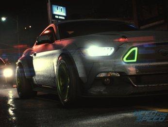 Рецензия на Need for Speed (2015)