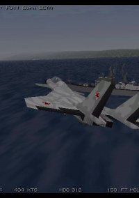 Обложка JetFighter: Full Burn