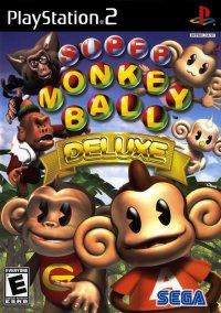 Обложка Super Monkey Ball Deluxe