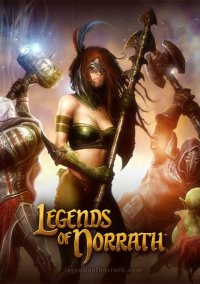 Обложка Legends of Norrath