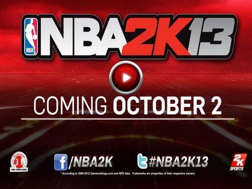 NBA 2K13. Интервью