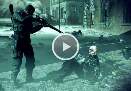 Sniper Elite V2: Nazi Zombie Army