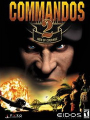Обложка Commandos 2: Men of Courage