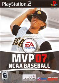 Обложка MVP 07: NCAA Baseball