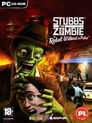 Обложка Stubbs the Zombie in Rebel without a Pulse