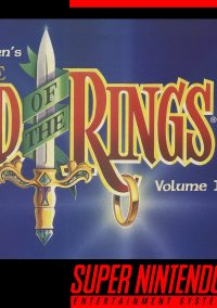 Обложка J.R.R. Tolkien's The Lord of the Rings: Volume 1