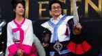 Южнокорейский депутат опять нарядился в героя League of Legends - Изображение 2
