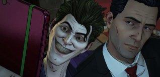 Batman: The Enemy Within - The Telltale Series. Официальный трейлер