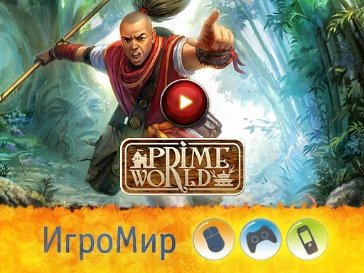 ИгроМир 2010 - Prime World. Видеоинтервью