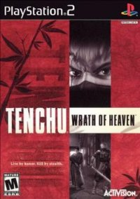 Обложка Tenchu: Wrath of Heaven